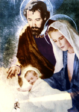 Holy Family color